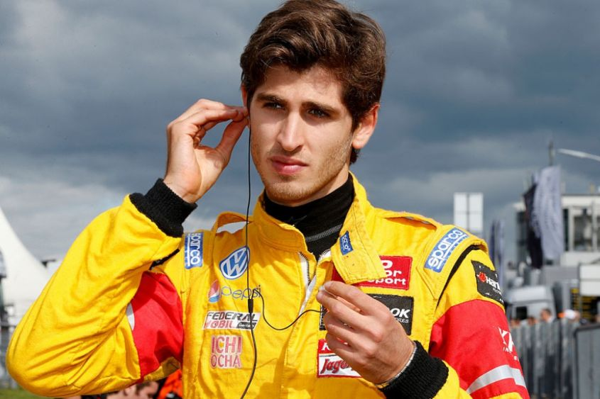 Antonio Giovinazzi GP2