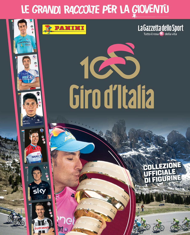 ciclismo giro ditalia 2017 album