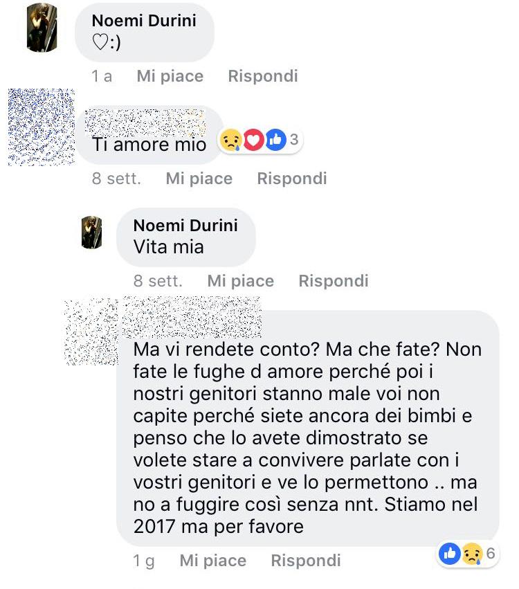noemi durini scomparsa 1