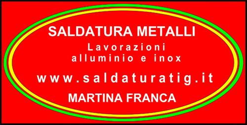 Saldatura metalli