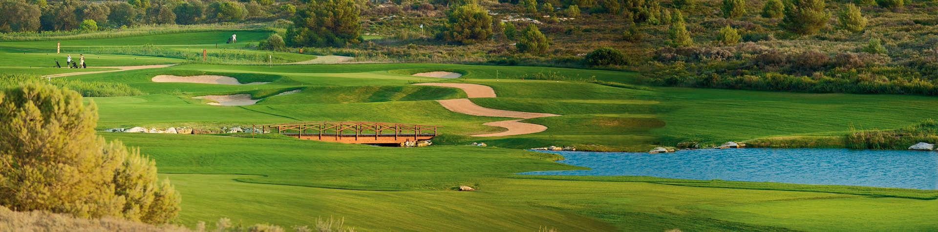 Acaya Golf Club il campo