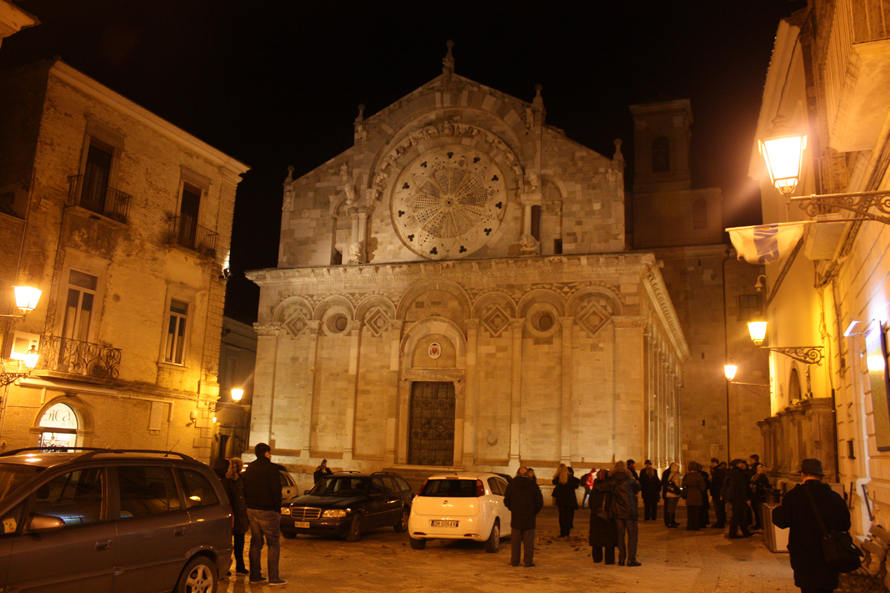 La cattedrale di Troia