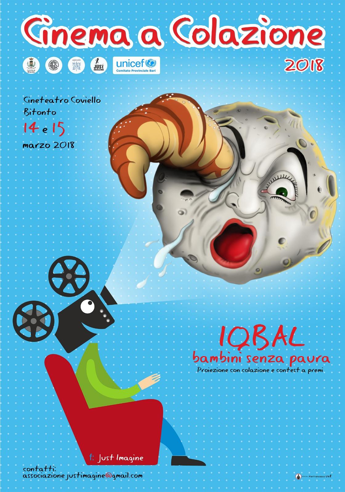 Locandina Cinema a Colazione