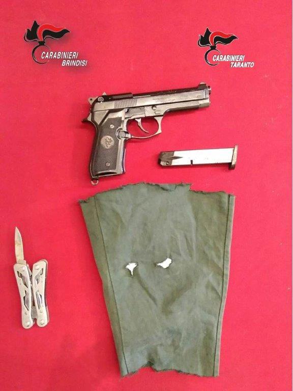 enorme inventario belle scarpe buona consistenza Rapina a mano armata in tabaccheria a Manduria, arrestato 21enne ...