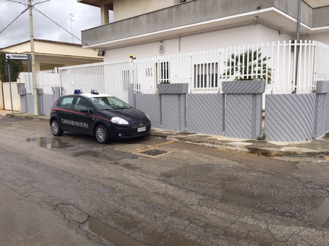 Stazione Carabinieri Erchie 1