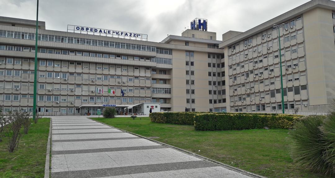 ospedale vito fazzi lecce