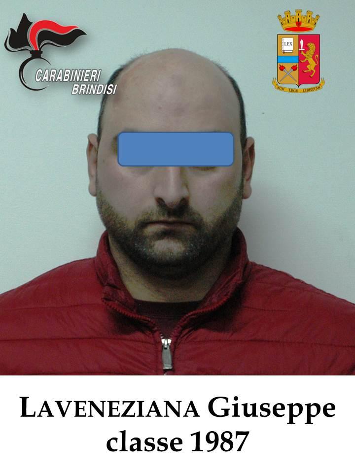 Laveneziana Giuseppe classe 1987