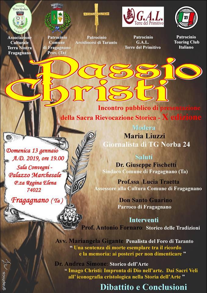 fragagnano passio christi 2019 Locandina compressa