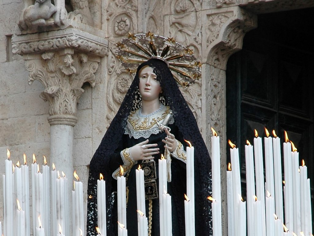 Bitonto Venerdì di Passione Processione della Addolorata ph Francesco...