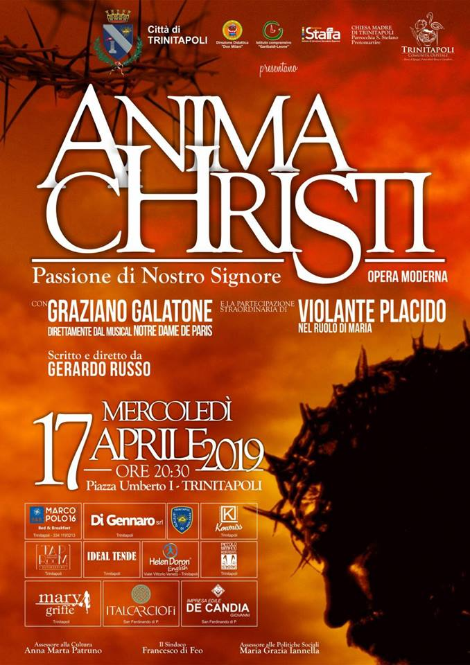 Manifesto Anima Christi