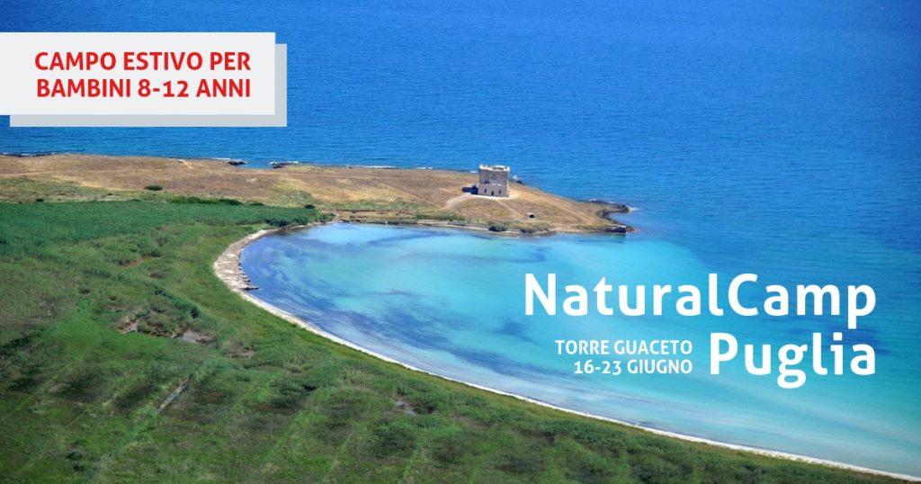 NaturalCamp Puglia 2019