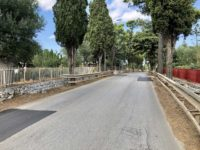 366 Messa in sicurezza Via Polignano