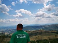 sulla vetta più alta della Puglia il Monte Cornacchia