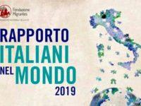 Italiani nel Mondo 2019 2