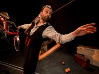 giulio onarts yes land clown circo contemporaneo italia diffusione creazione ricerca lanzafame