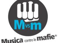 Musica contro le mafie logo2