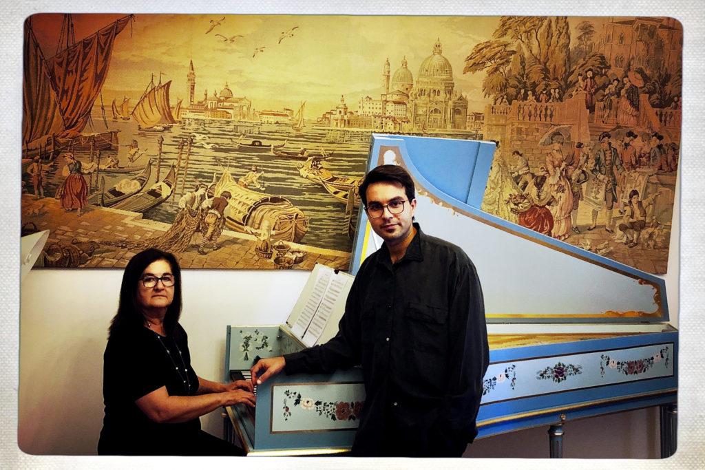 Margherita Porfido e Livio Minafra 1