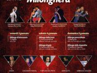 Fiesta Milonghera 3 4 e 5 gennaio 2020 per Trani sul filo Palazzo San Giorgio