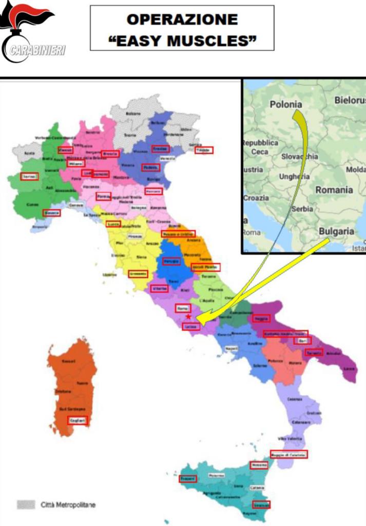 Operazione Antidoping In Quattordici Regioni Puglia Compresa Noi Notizie