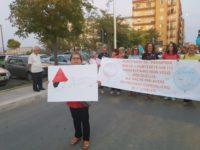 Manifestazione per il San Pio 5