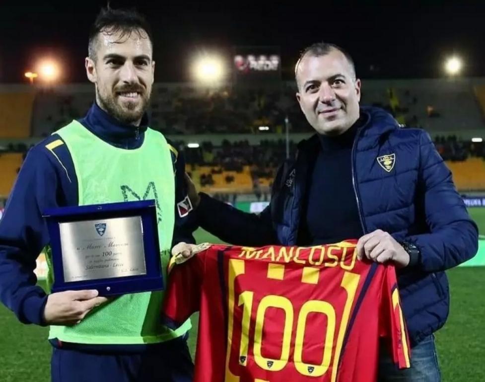"""Il capitano del Lecce: """"mi sono operato il 26 marzo. Di tumore"""" Marco Mancosu, scioccante rivelazione sull"""