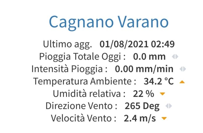 Gargano, fino a quasi trentacinque gradi in piena notte. Bari, oggi bollino rosso Puglia, caldo: temperature ancora più in alto, si prospettano fino a 43