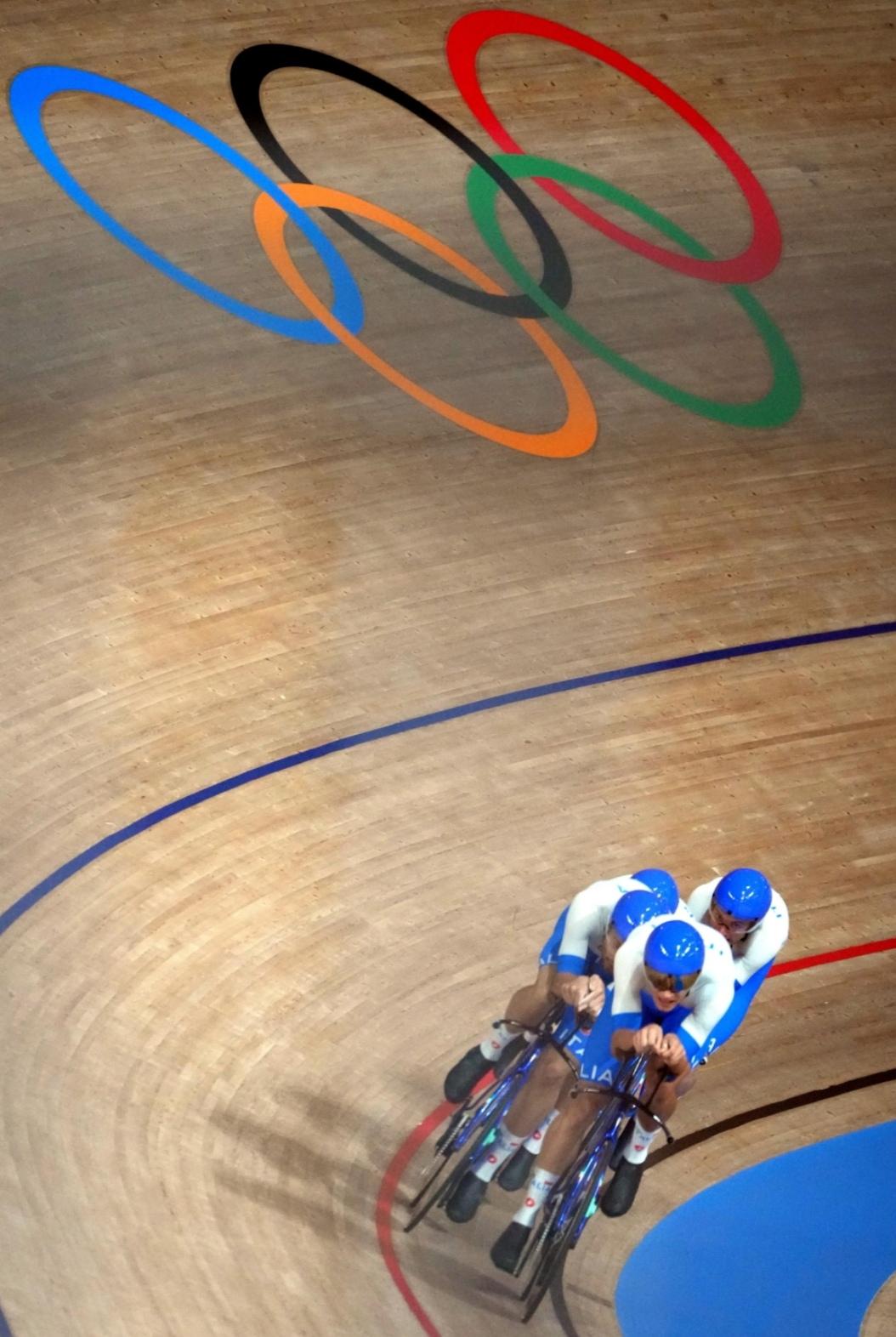 Olimpiadi medaglia