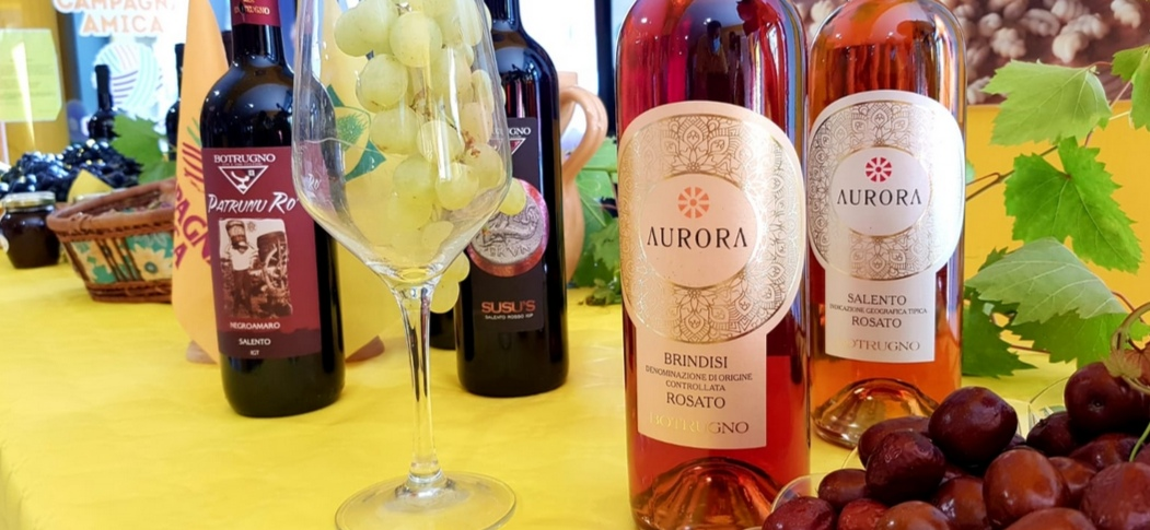 Festa del vino nei mercati contadini, oggi a Lecce Coldiretti Puglia e Campagna Amica