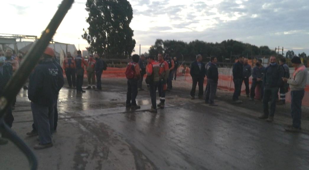 Siderurgico di Taranto: azienda appalto, sciopero per il mancato pagamento degli stipendi Stato di agitazione proclamato dai sindacati